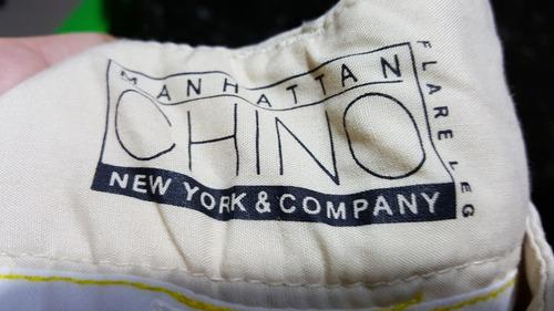 pantalon new york & company (americano)