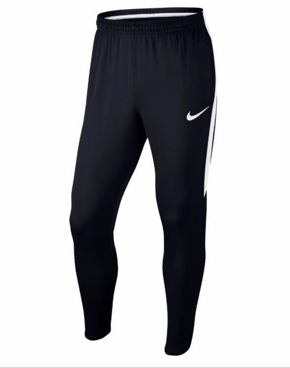 Pantalón Nike Chupin Negro Con Blanco 2018 -   629 ffdab8f99d5d2