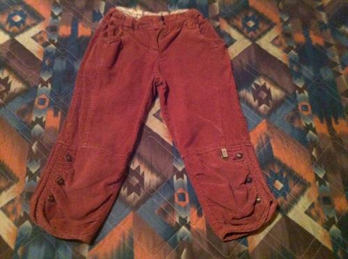 pantalón niña hush puppies talla 10