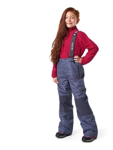 pantalon niña lippi andes snow b-dry pant uva i19