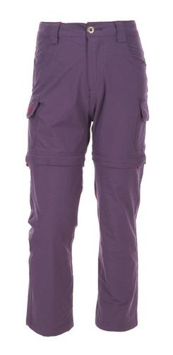 pantalon niña mini rampur mix-2 pant purpura lippi