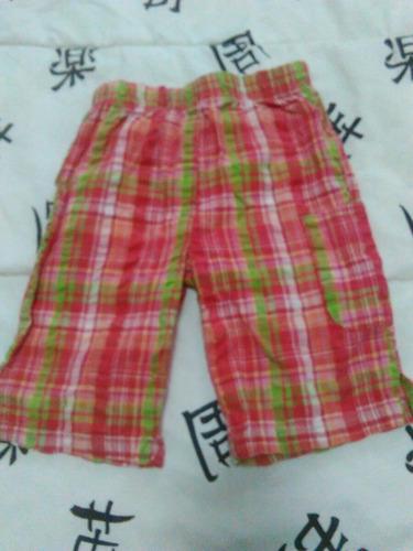 pantalon niña talla 12 meses