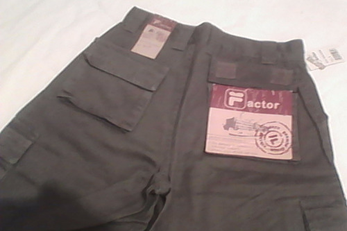 pantalon niño  marca factor verde import