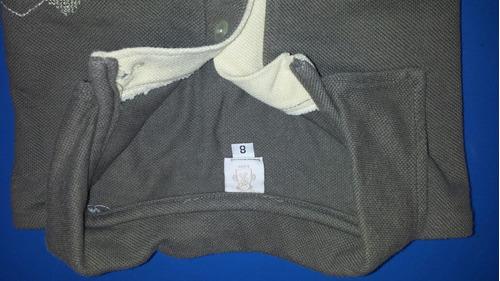 pantalón niño pappolino y buzo trigo fresco talle 8