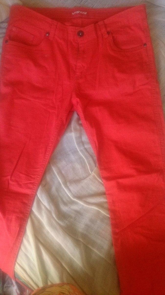 cf7d9340c Pantalon Non Stop Color Rojo Para Hombre -   200.00 en Mercado Libre