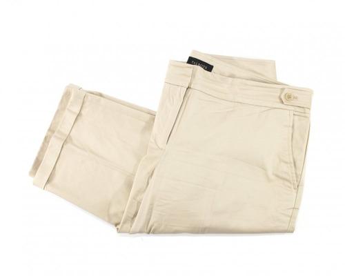 pantalón nude talbots