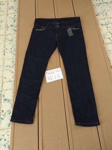 pantalón nuevo con etiqueta talla 13 para dama