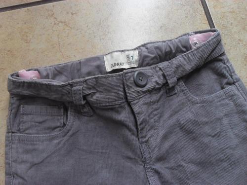 pantalón old navy niña