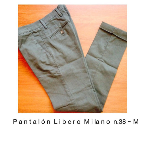 pantalon original italiano libero milano