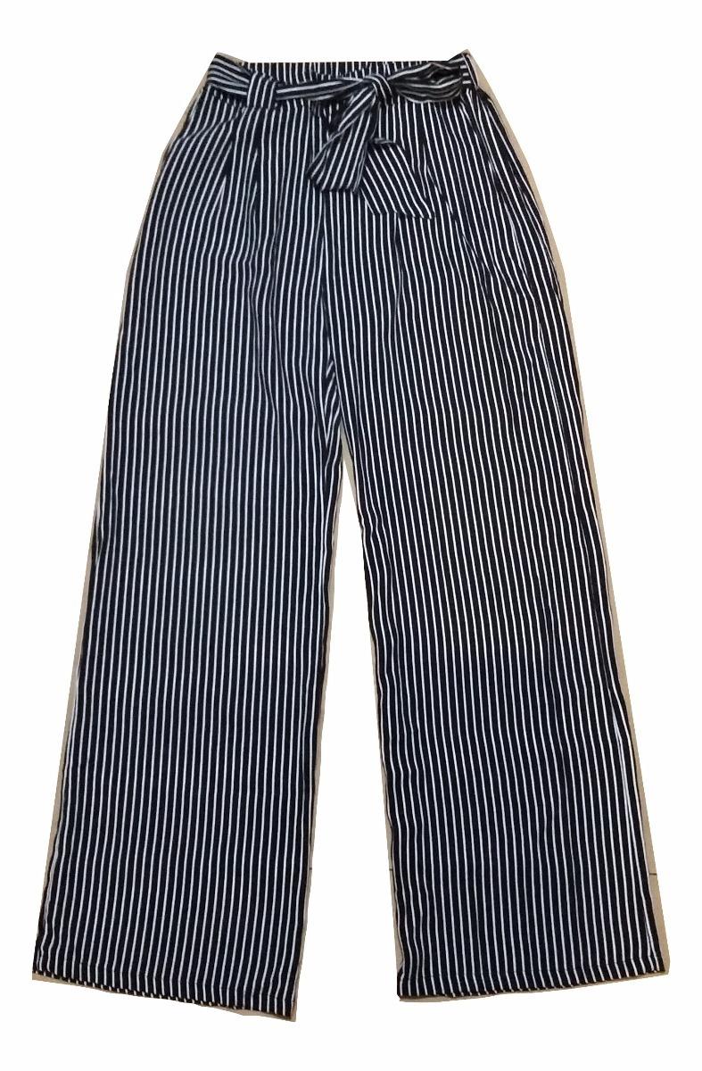 58fb867342 pantalon palazzo rayas lazo tiro alto tendencia verano 2019. Cargando zoom.