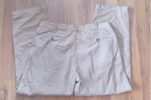 pantalon pana hombre old navy original americano talla 38