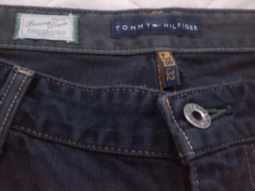 pantalón para caballero, marca tommy, talla 38/32