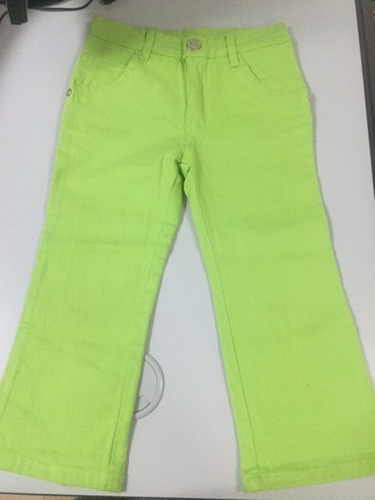 pantalón para niñas usado talla 8 tienda virtual