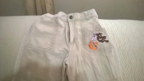 pantalon para niño talla 8 (usado) tazmania