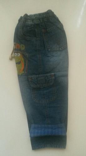 pantalón para niños talla 1 y 2
