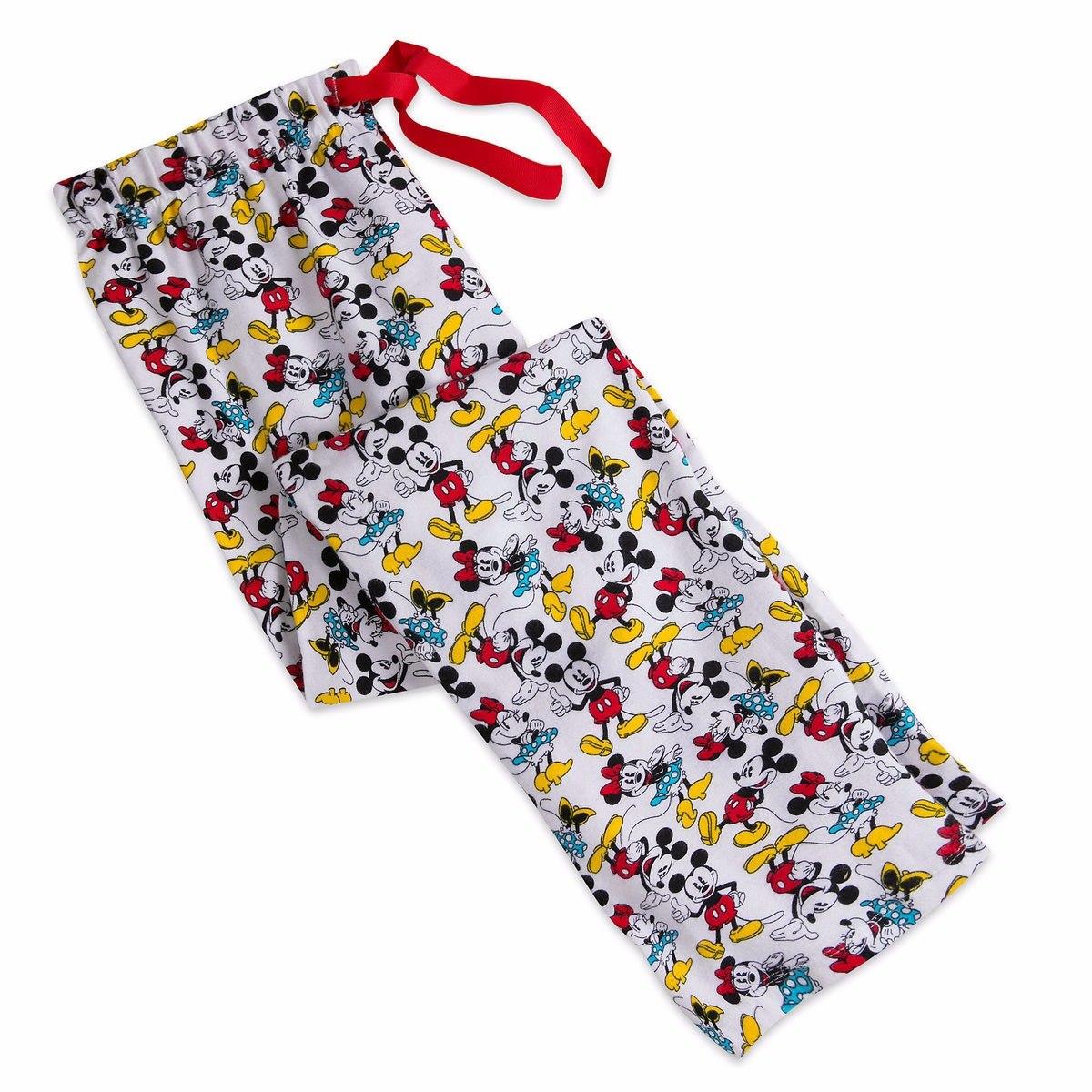 Disney Minnie Mouse Pantalones De Pijama Para Mujer