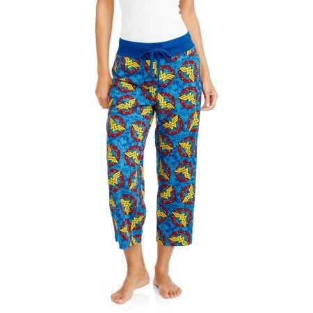Mercado Algodon900 En Libre Tela Mujer Maravilla 00 Pantalon Pijama UpqMSzV