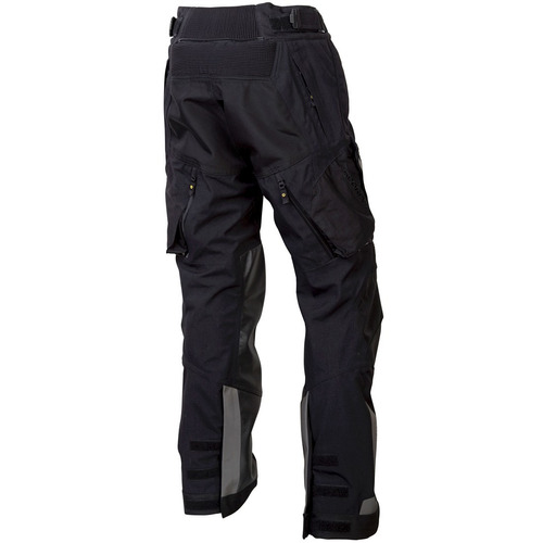 pantalón p/motocicleta scorpion yukon negro p/hombre 3xl