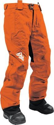pantalón p/motonieve hmk dakota p/mujer naranja sm