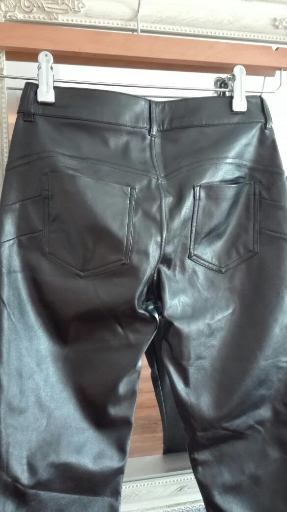 b1ac678c819d Pantalon Push Up Efecto Piel. Imp Calzedonia España Talle 36
