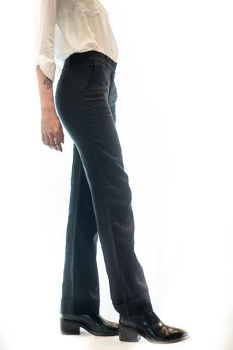 pantalon recto lino botamangas - directo de fábrica!