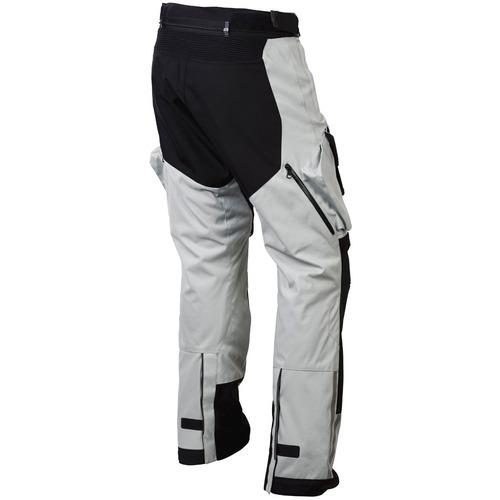 pantalón scorpion yosemite para hombre textil gris/negro sm