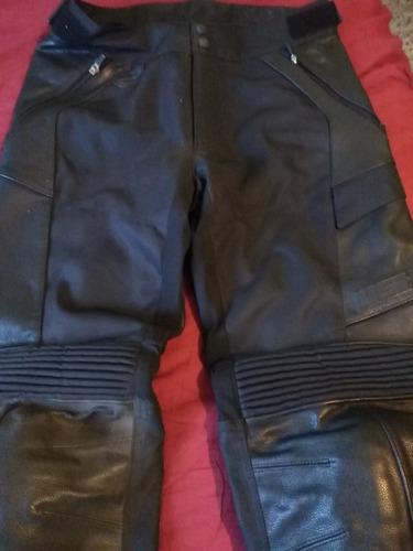 pantalon shift havoc de cuero y cordura