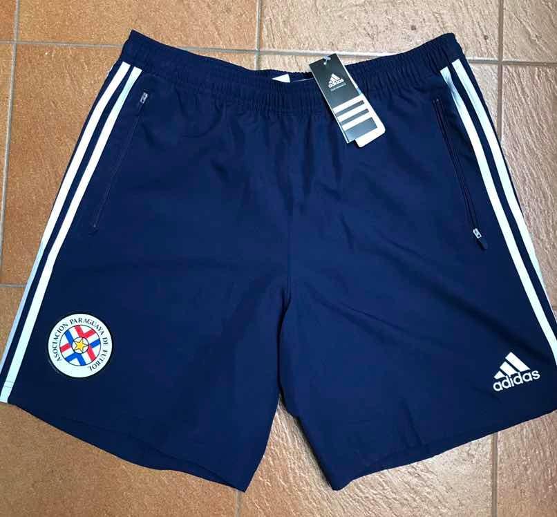 Pantalón Paraguay Pantalón Short Short Adidas ClimacoolSelección 1JlKFc