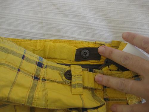 pantalon short para nene niño ovs importado italia t5/6