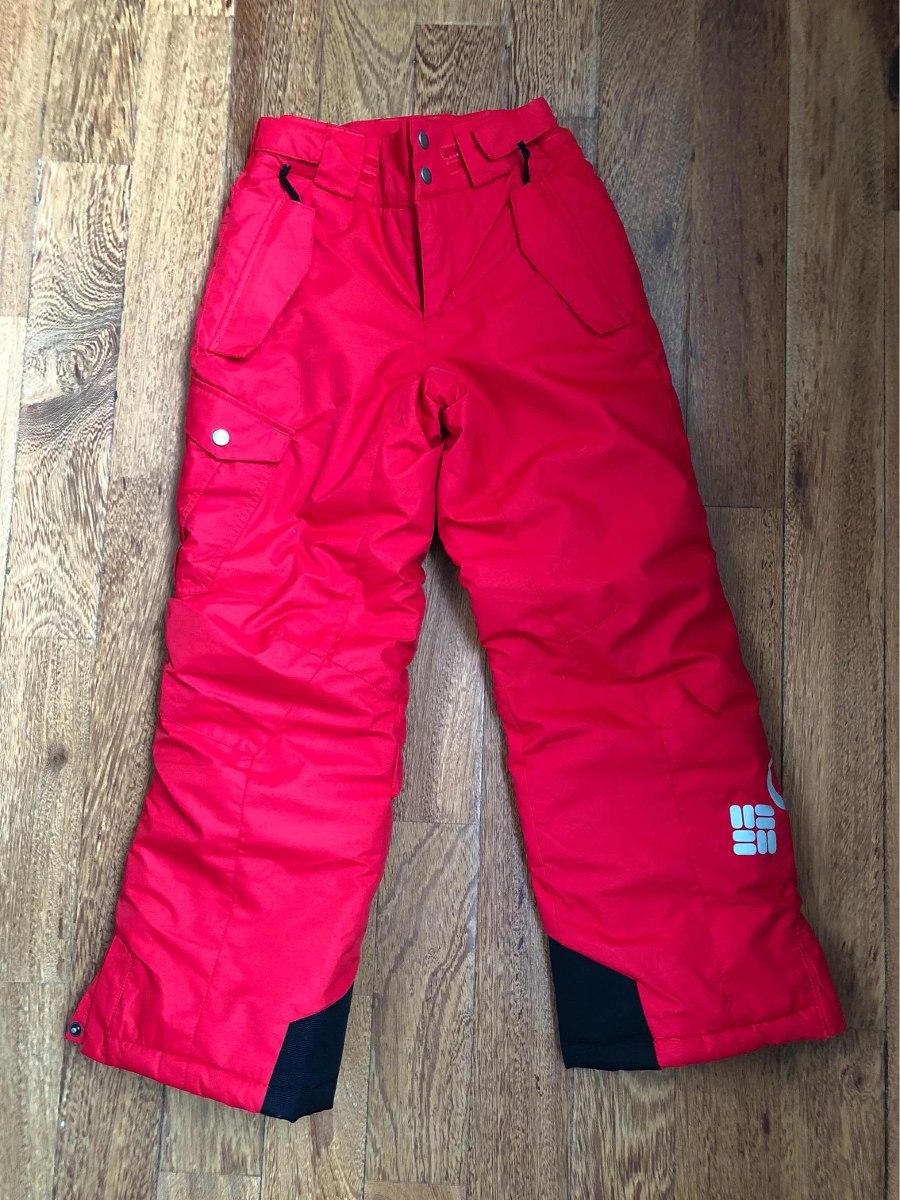 58a36d4efec pantalón ski niño columbia talle 10 12. Cargando zoom.