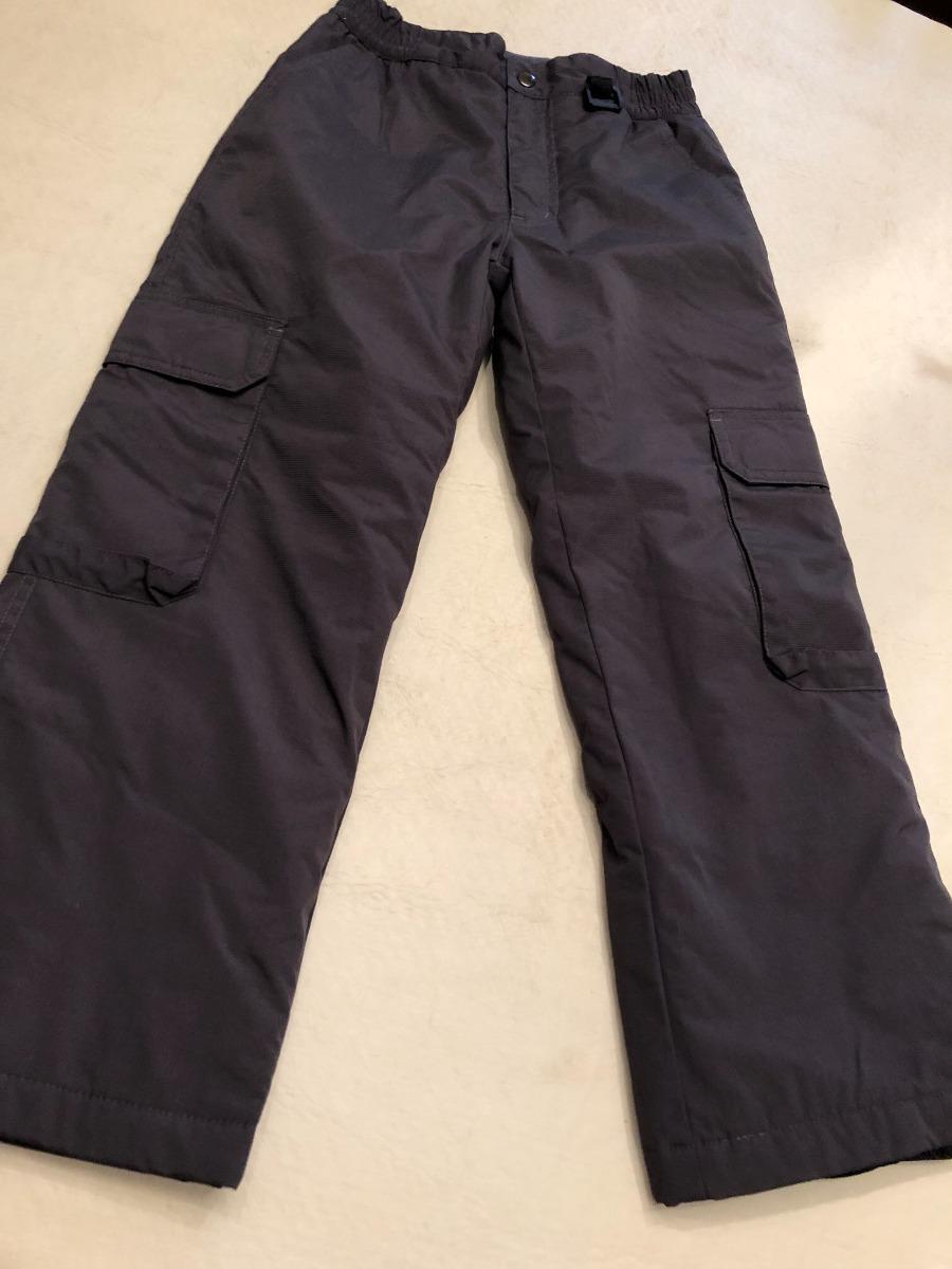 2985a15e4ba pantalón ski niño talle 8 hummer polar interior. Cargando zoom.