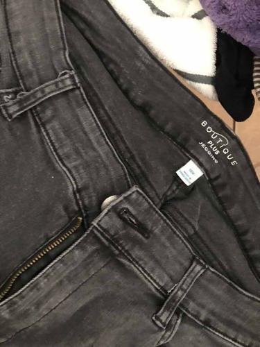 pantalón skinny plus size