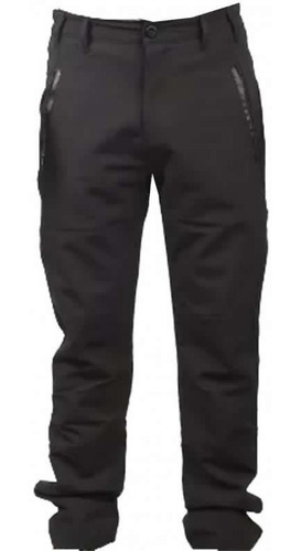 pantalón softshell hombre (térmico / impermeable)