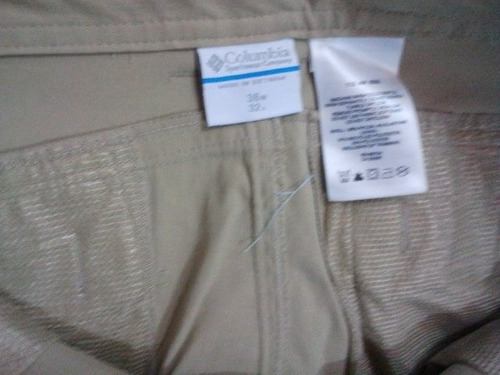 pantalon sport columbia 100%orig 38 y 30 x 32 cod447