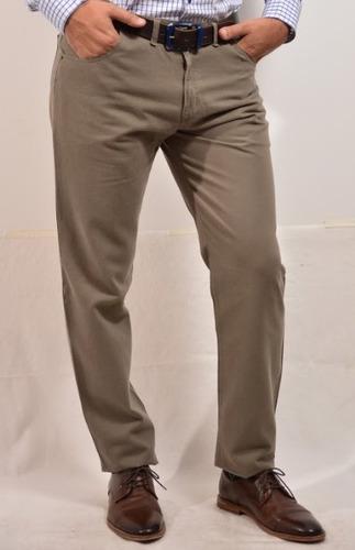 pantalón sport gabardina slim fit asombrus hombres altos
