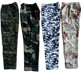 178a413e68d Pantalón Sudadera Camuflado Militar