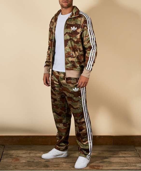 Pantalón Originals Envió Adidas Sudaderas Camuflado Gratis TK3FJcl1