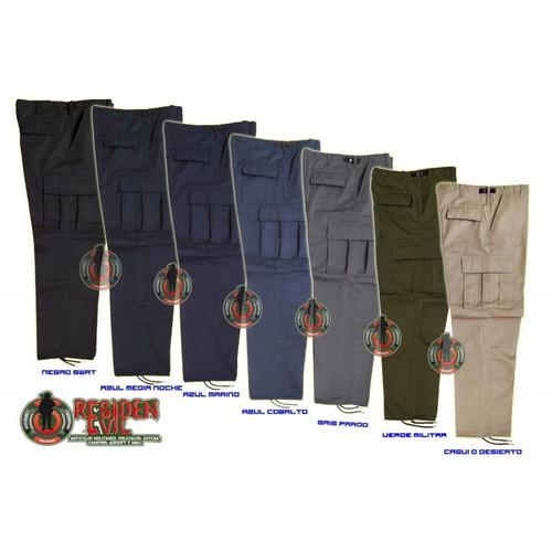 pantalón táctico comando othan seguridad militar policíaco
