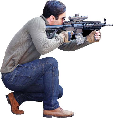 pantalón táctico militar  marca pave hawk ix7