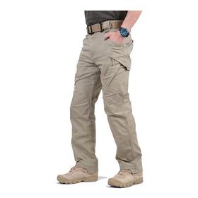 Pantalón Táctico Militar Tipo Cargo Policia Seguridad Bolsas