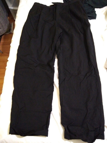 pantalón tal 34 lana