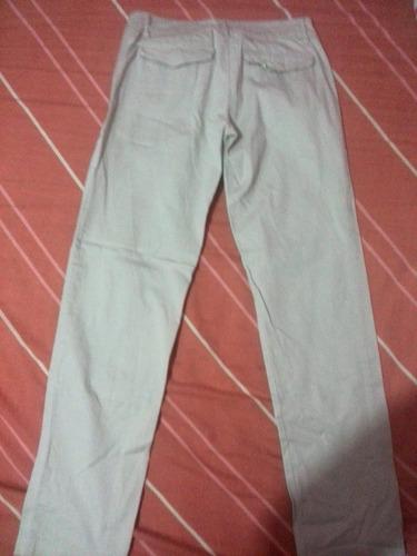 pantalón talla 14
