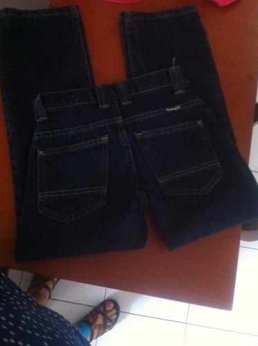 pantalon talla 8 wrangler