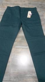 Pantalon De Tela Y Cuero Mixto Italiano Para Hombre Pantalones Mercado Libre Ecuador
