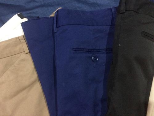 pantalon tela mujer victoria secret talla 25 varioscolores