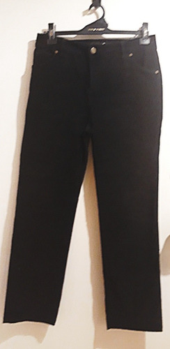 pantalon terciopelo negro marca kevingston original velvet