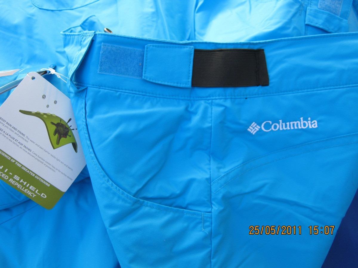 Pantanones Termicos Columbia Chile