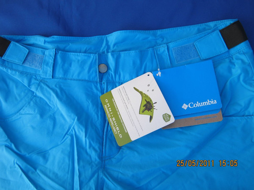 pantalon termico columbia