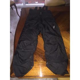 Pantalón Térmico E Impermeable Para Nieve