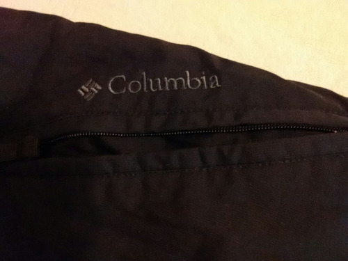 pantalon termico impermeable para sky columbia